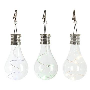 ソーラーLED電球ライト