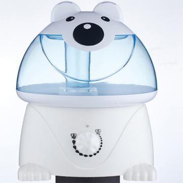 動物用空気加湿器