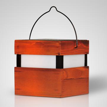 木製の太陽光