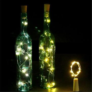ボトルコルクストリングライト